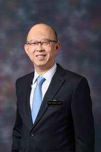 Prof. Chow Kah Hoe Image